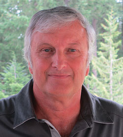 CLPB Incumbent Commissioner (Cultus Lake), Larry Payeur