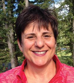 CLPB Candidate (Cultus Lake), Rose Turcasso